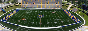 McNeese State Cowboys and Cowgirls - Cowboy Stadium