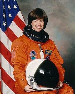 Bonnie J. Dunbar American astronaut