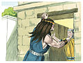 Book of Judges Chapter 15-1 (Bible Illustrations by Sweet Media).jpg