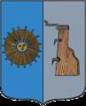 Borovichi COA (Novgorod Governorate) (1772).png