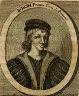 Boson II of Arles