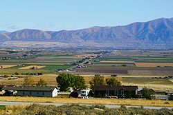 Bothwell, Utah, and the Bear River Valley