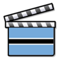 Botswana film clapperboard.png