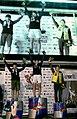 Boulder Worldcup Vienna 29-05-2010b winners1 Akiyo Noguchi 1 Momoka Oda 2 Jain Kim 3.jpg