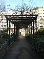 Bournemouth Gardens, the pergola - geograph.org.uk - 669564.jpg