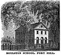 BoylstonSchool FortHill Boston HomansSketches1851.jpg