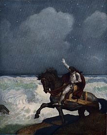 Boys King Arthur - N. C. Wyeth - p214.jpg