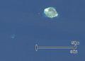 Bramble Cay-Black Rocks (Landsat-ESRI).png