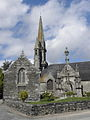 Brasparts (29) Enclos paroissial Église Extérieur 03.JPG