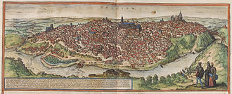 History of Toledo, Spain - Toledo in the 16th century