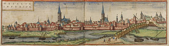 Wesel - Wesel in the 16th century