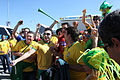 Brazil and Croatia match at the FIFA World Cup (2014-06-12; fans) 41.jpg