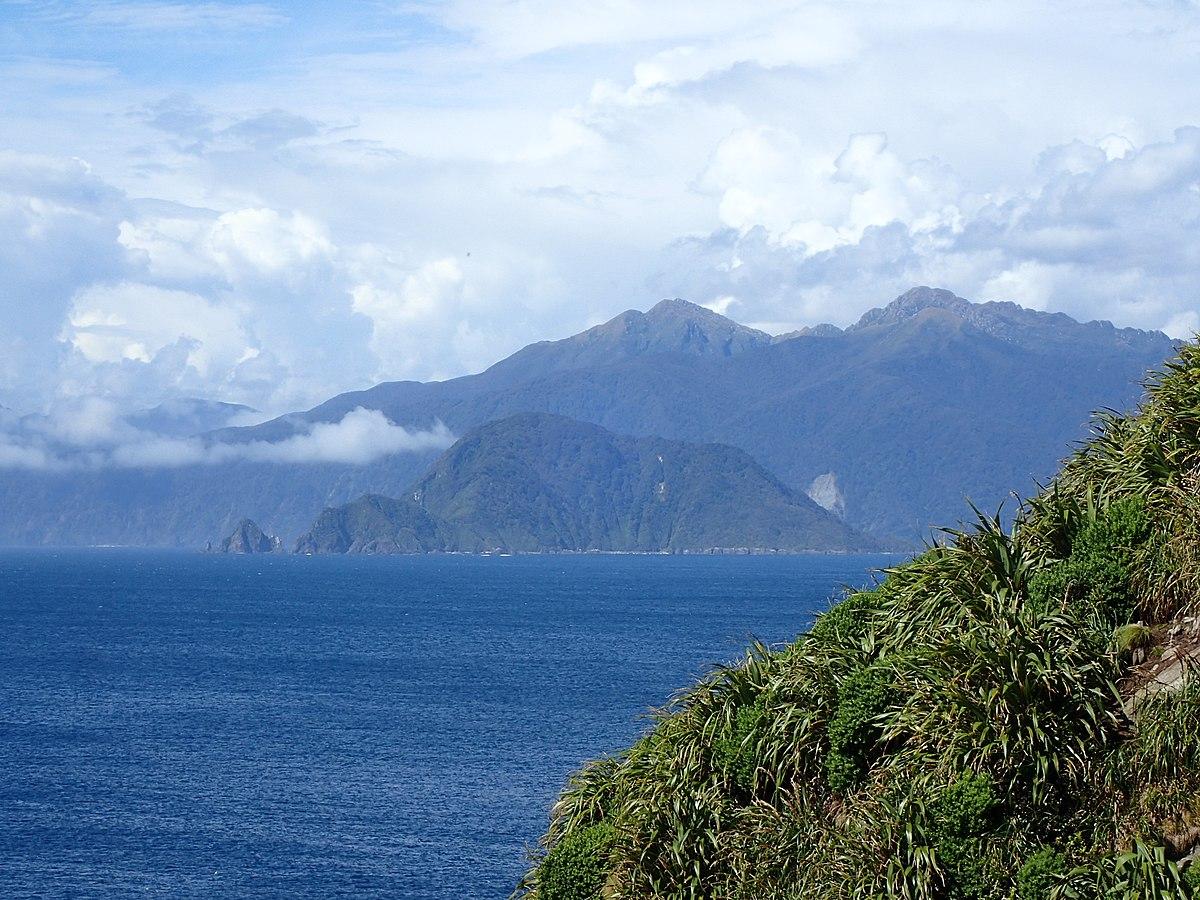 Teroris New Zealand Wikipedia: Breaksea Island (New Zealand)