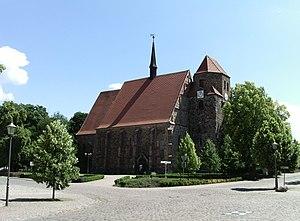 Brehna - Image: Brehna Kirche