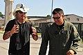 Bret Michaels and Albert Elton 100611-F-7705D-194 (4702958255).jpg