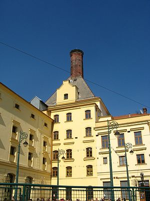 Starobrno Brewery - Starobrno Brewery, Brno City