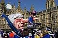 Brexit Demonstrators Westminster (33652031488).jpg