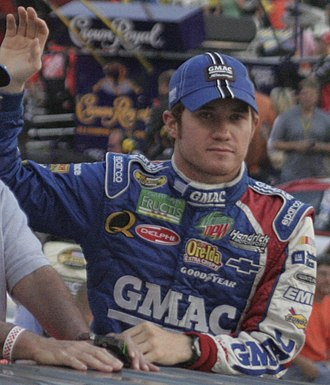 2003 NASCAR Busch Series - Brian Vickers won the Busch Series championship at the age of 20.
