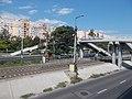Bridge, Tímár utca HÉV station, 2020 Óbuda.jpg
