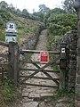 Bridleway to White Brow, Kinder Reservoir - geograph.org.uk - 222394.jpg