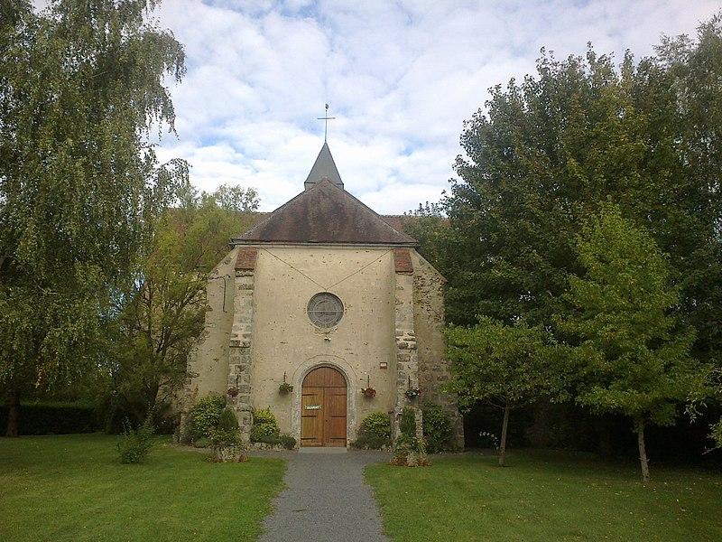 Brie Fromentieres Sainte-Marie Madeleine 29092012