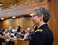 Brig. Gen. Julie A. Bentz at Oregon Legislature.jpg