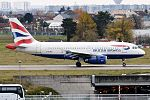 British Airways, G-EUPZ, Airbus A319-131 (31304771735).jpg
