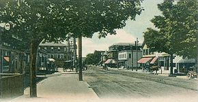 Broadway, looking west, West Derry, New Hampshire.jpg