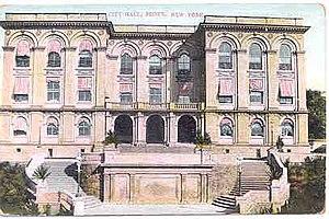 Bronx Borough Hall - Image: Bronx Borough Hall