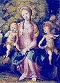 Bronzino - Madonna and child with Saint John (1526-29).jpg