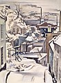 Brooklyn Museum - Street in Quebec - Preston Dickinson.jpg