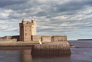 Andrew Dudley - Image: Broughty Castle (2)