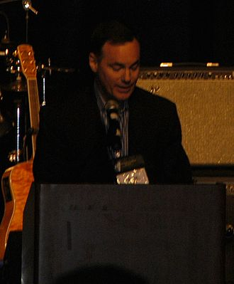 W. Bruce Cameron - W. Bruce Cameron speaking at 2008 American Mensa Annual Gathering