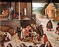 Bruegel il giovane, opere di misericordia, 1600-50 ca. 02.jpg