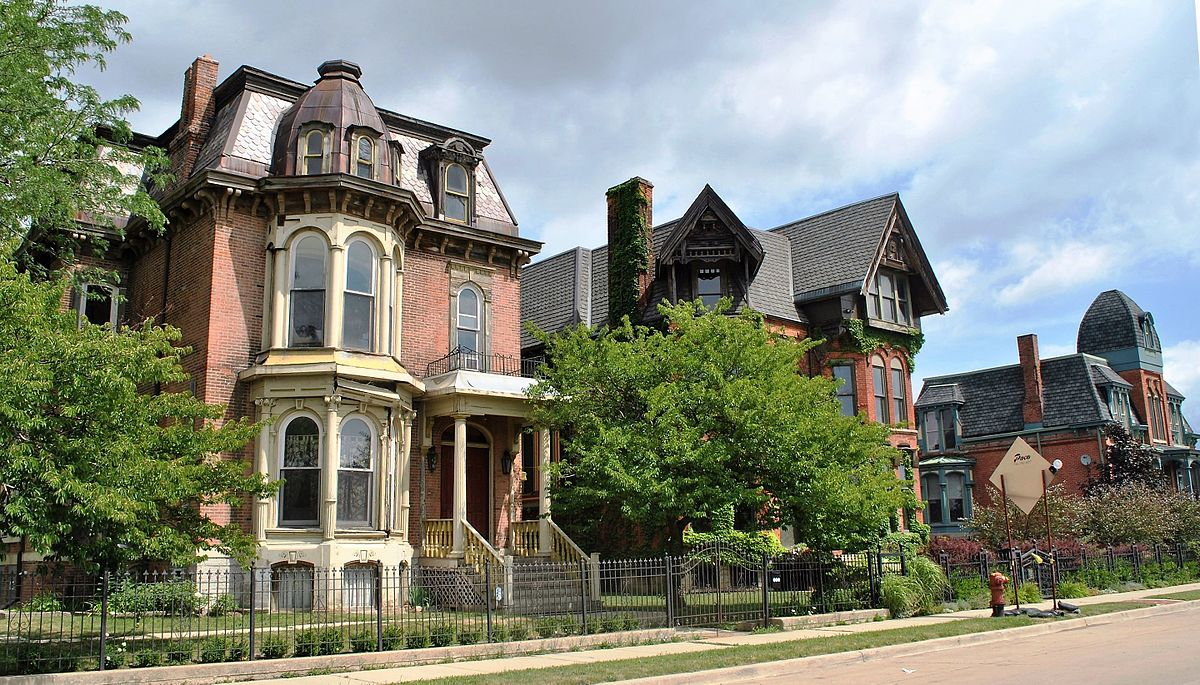 Brush Park Historic District Wikidata