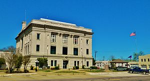 Bryan County Courthouse