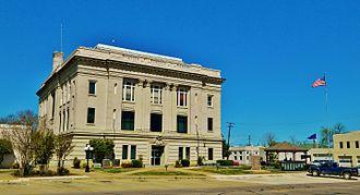 Bryan County, Oklahoma - Image: Bryan co ch