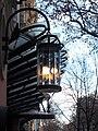 Budapesti Operettszínház, lámpa, 2016 Terézváros.jpg