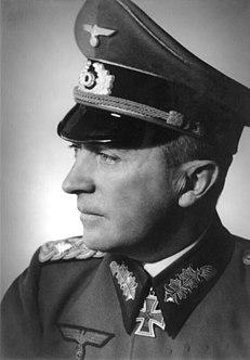 Hans von Greiffenberg German General and Knights Cross recipients