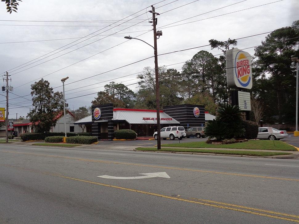 Burger King, Ashley St, Valdosta 2016