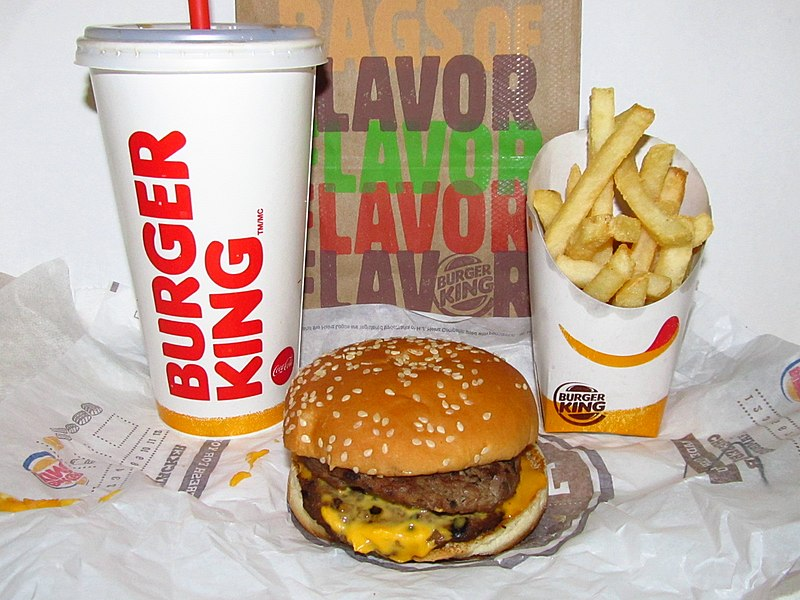 File:Burger King Double Cheeseburger Meal (25074117756).jpg