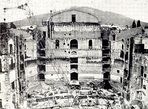 Georgian National Opera Theater - Theater following the devastating 1874 fire
