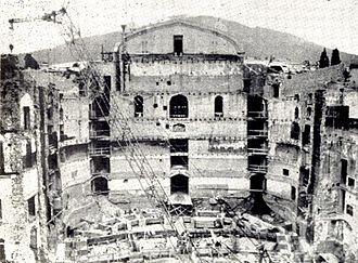 Georgian National Opera Theater - Theater following the devastating 1874 fire