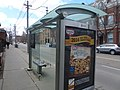 Bus kiosk SW corner of Sumach and Queen, 2014 04 26 -a.JPG - panoramio.jpg