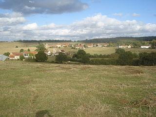 Bussy-la-Pesle, Nièvre Commune in Bourgogne-Franche-Comté, France