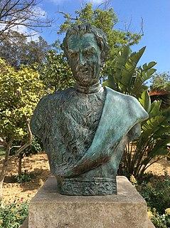 Giovanni Pietro Francesco Agius de Soldanis Maltese lawyer (1712-1770)