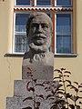 Bust of Lajos Kossuth, Kossuth Street, 2016 Bonyhad.jpg