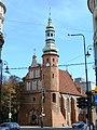 Bydgoszcz, kościół klasztorny klarysek, ob. par. p.w. Matki Boskiej Wniebowziętej, 1582.JPG