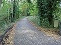 Byway Bucklebury Alley - geograph.org.uk - 1016907.jpg