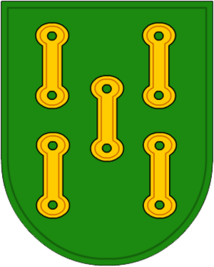 House of Traba - Coat of arms of the Traba family